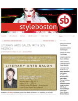 2015.03.30 The Style Boston – Ben Mezrich